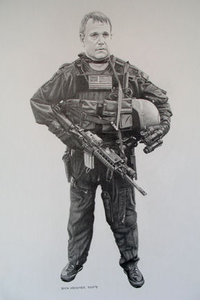 swat portrait