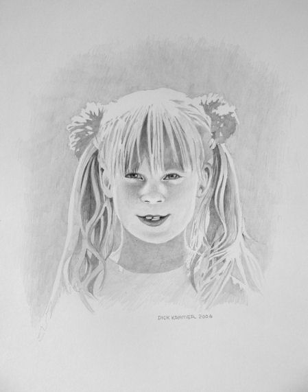 child portrait gift