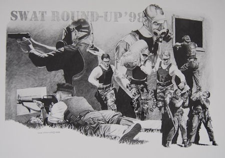 SWAT Round-up 98 J- ORIGINAL AVAILABLE